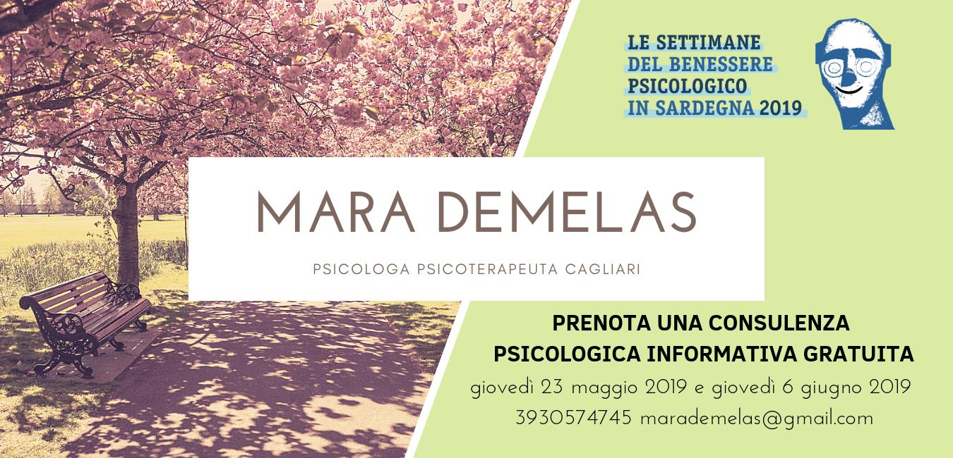 Settimana del Benessere Psicologico Sardegna 2019 - Cagliari