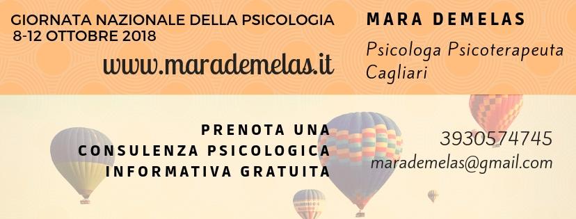 Settimana del Benessere Psicologico Sardegna 2018 - Cagliari