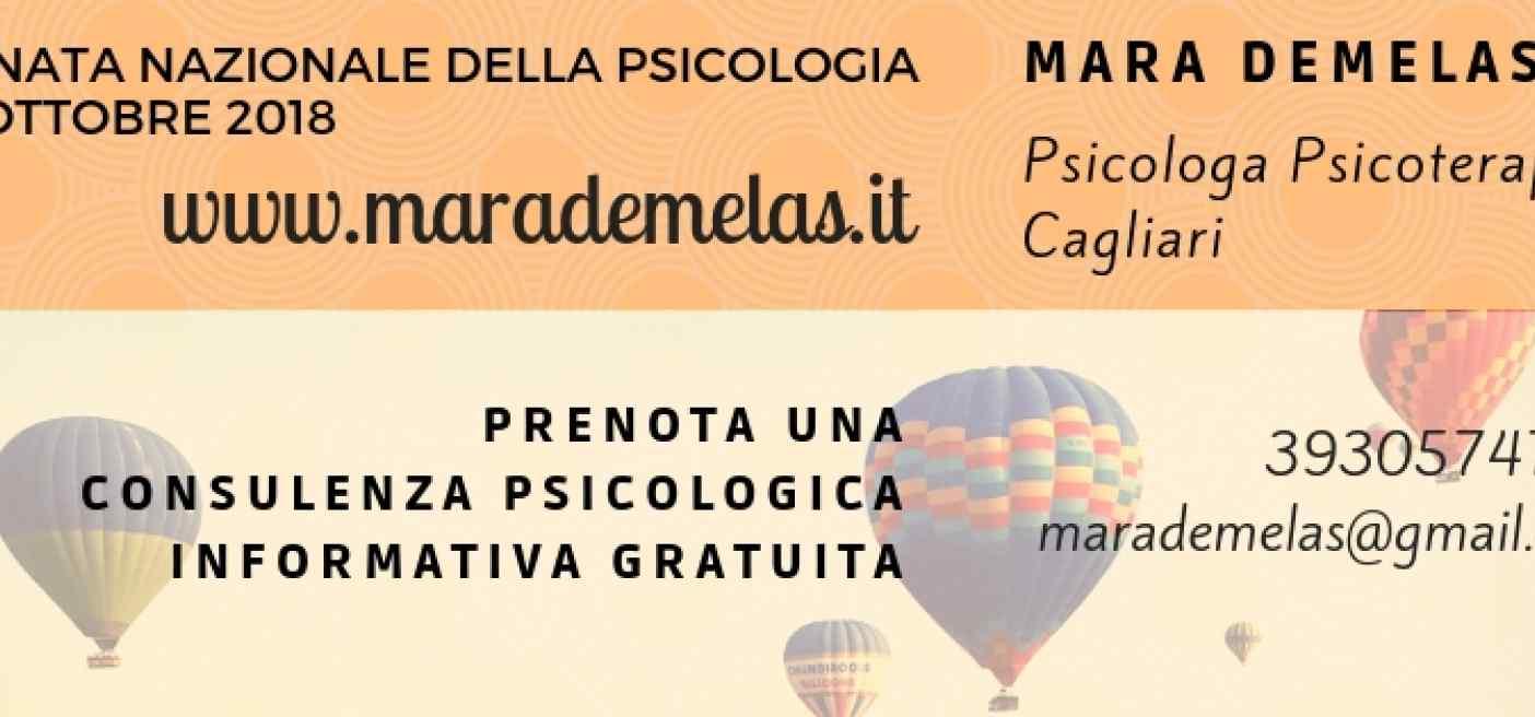 Settimana del Benessere Psicologico 2018